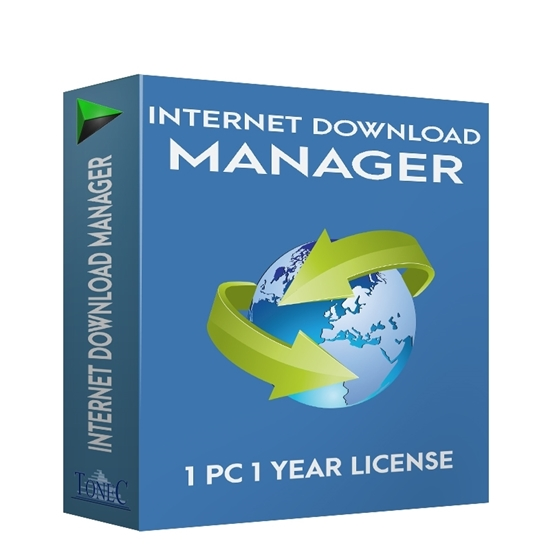 Buy Internet Download Manager 1 PC 1 Year License India
