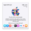 Buy Apple Gift Card - USD 15$ (India): OfficialReseller.com: Gift Cards pay in Indian Rupees get 15$ worth of iTunes gift card