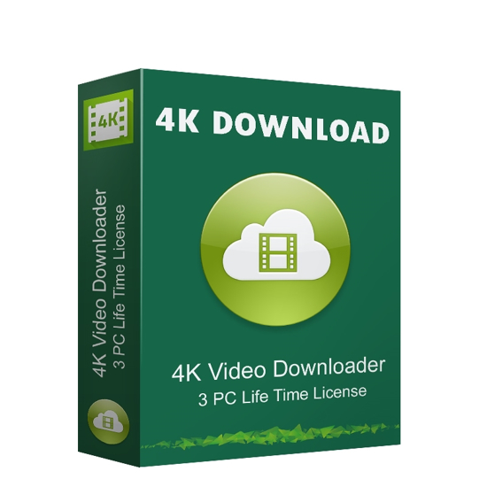 Buy 4K Downloader 3 PC Life Time India