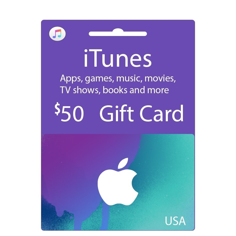 Itunes Gift Card Usa 50 India Officialreer Com