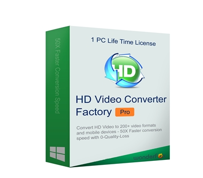 HD Video Converter Factory Pro 1 PC Life Time Buy in India